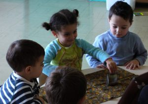 petite enfance - Ecole du Langage Musical