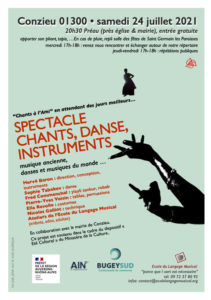 concert ecole langage musical